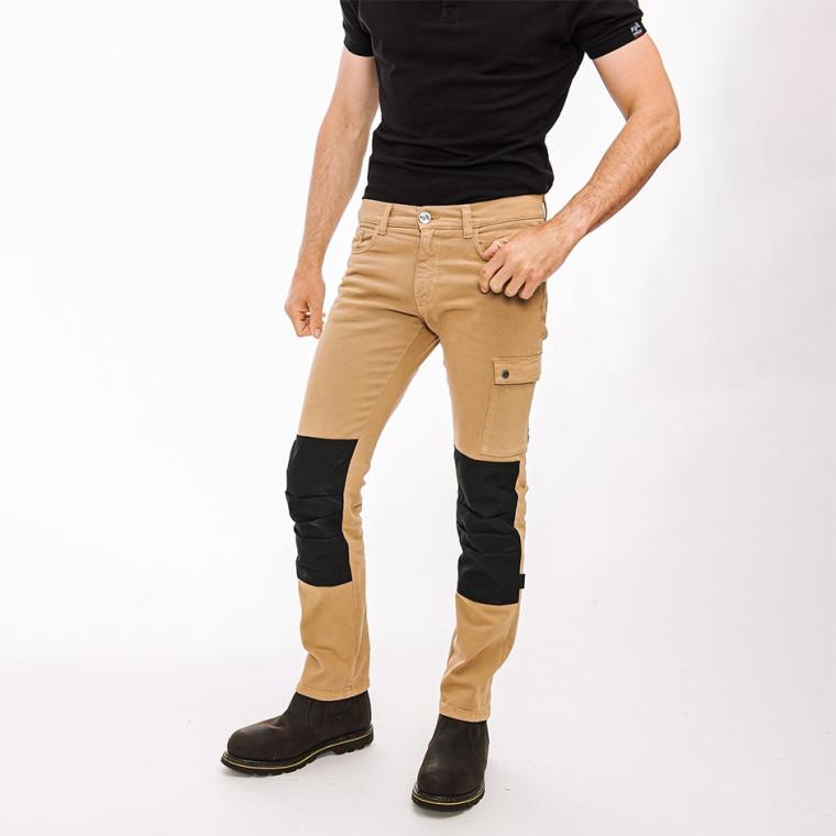 Pantalon de travail en...