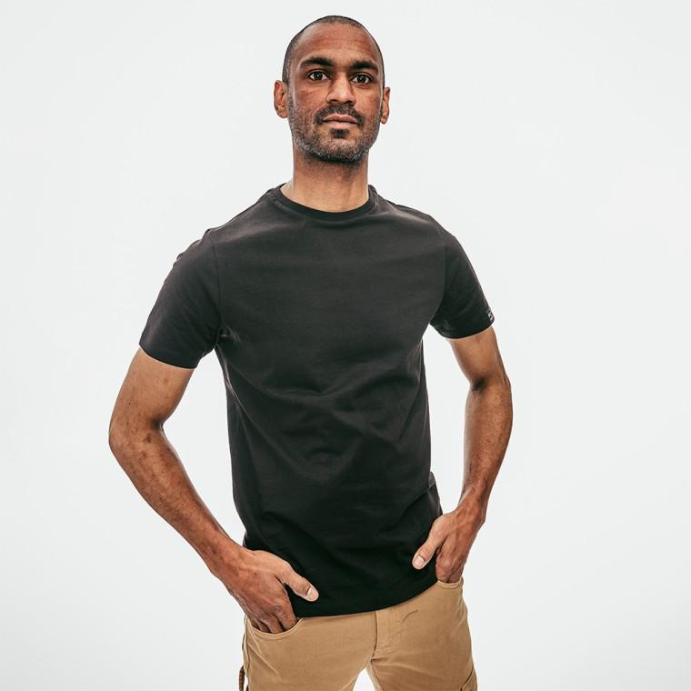 T-shirt pro uni en coton...